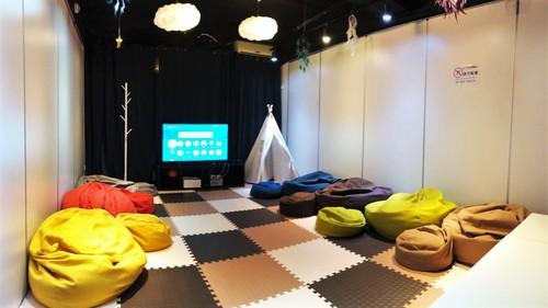 Party Room 觀塘 Hong Kong hk 香港 玩樂活動 場地 圍威喂 Party — 睡夢世界 適合 5 至 30 人