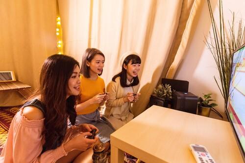 Party Room 銅鑼灣 Hong Kong hk 香港 玩樂活動 場地 The Roomss - Camping 主題房 適合 3 至 6 人