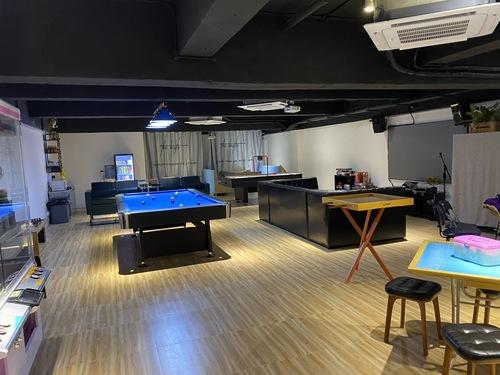 Party Room 觀塘 Hong Kong hk 香港 玩樂活動 場地 The Hustle HK 適合 8 至 50 人