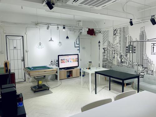 Party Room 旺角 Hong Kong hk 香港 玩樂活動 場地 To.Gather Color 影相顏色主題房體驗(包全場) 適合 30 至 70 人