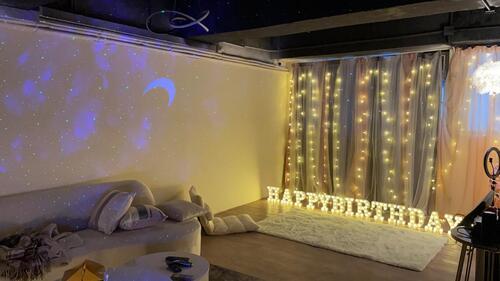 Party Room 觀塘 Hong Kong hk 香港 玩樂活動 場地 TomorrowThink Party Room 適合 4 至 25 人