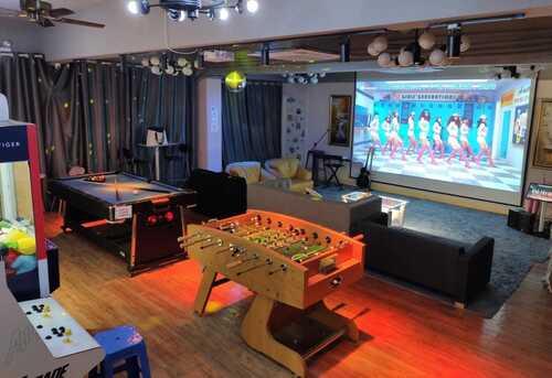 Party Room 屯門 Hong Kong hk 香港 玩樂活動 場地 2Gather Party Room - 大廳 適合 4 至 50 人