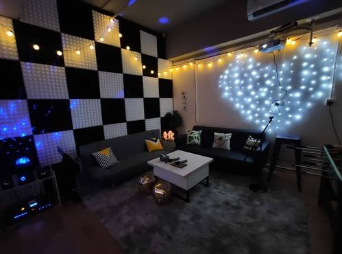 Party Room 屯門 Hong Kong hk 香港 玩樂活動 場地 2Gather Party Room - 特色房 適合 4 至 20 人