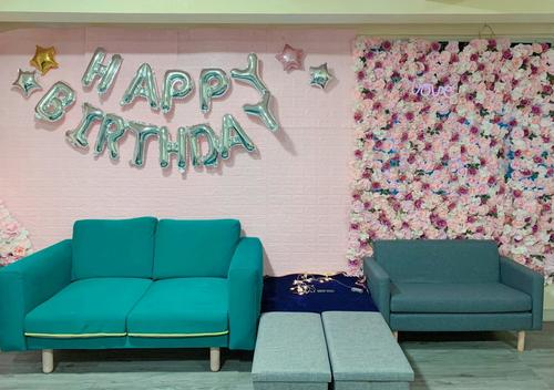 Party Room 旺角 Hong Kong hk 香港 玩樂活動 場地 Party Fun W Dream 適合 4 至 30 人