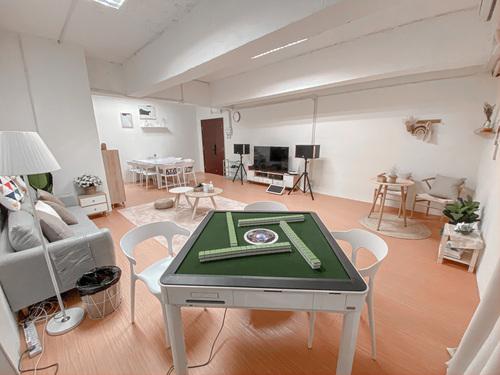 Party Room 觀塘 Hong Kong hk 香港 玩樂活動 場地 KTEASY<white> 適合 5 至 20 人