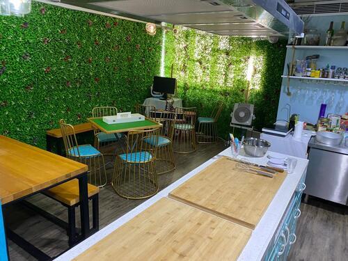 Party Room 觀塘 Hong Kong hk 香港 玩樂活動 場地 Wild Kitchen 適合 2 至 25 人