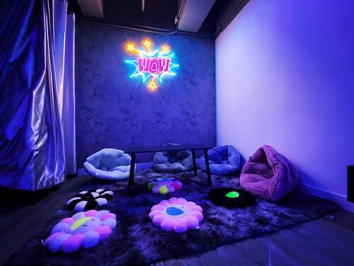 Party Room 荃灣 Hong Kong hk 香港 玩樂活動 場地 WoW PartyRoom 適合 8 至 30 人